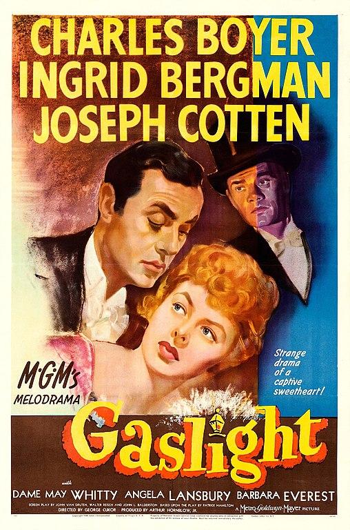 Gaslight film poster