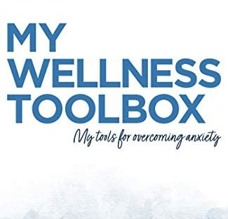 Book cover: My Wellness Toolbox by Ali Swift