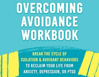 Book cover: Overcoming Avoidance Workbook by Daniel F. Gros
