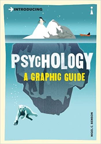 Book cover: Introducing Psychology: A Graphic Guide