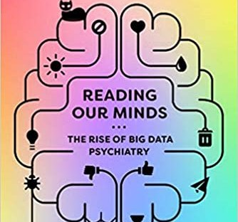 book cover: Reading Our Minds by Daniel Barron