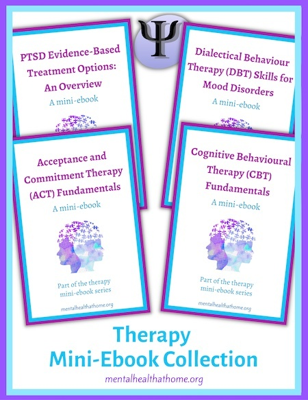 Therapy Mini-Ebook Collection from Mental Health @ Home