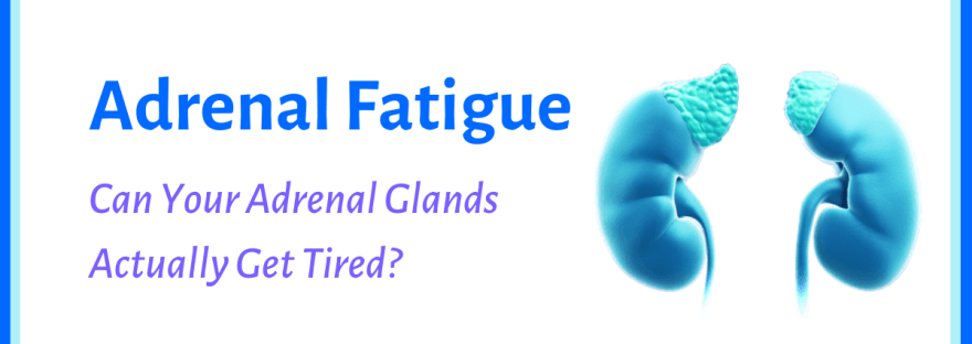 Adrenal fatigue: can your adrenal glands actually get tired?