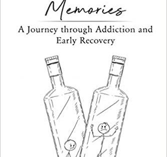 book cover: Bottled Memories by David Ritter