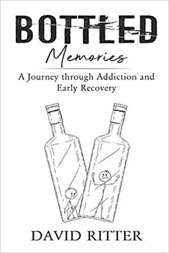 book cover Bottled Memories byDavid Ritter