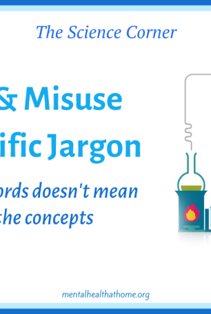 The use and misuse of jargon - diagram of science equipment