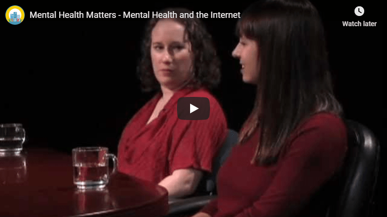 Mental Health and the Internet