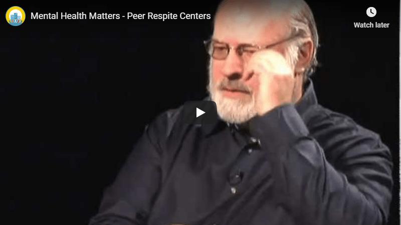 Peer Respite Centers