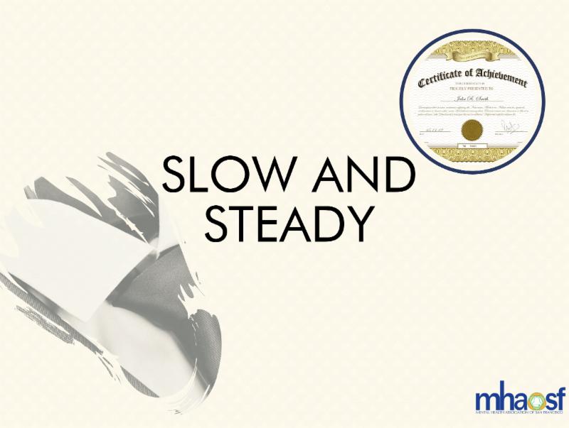 slowysteady