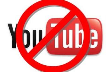 O que não fazer com seus vídeos no Youtube