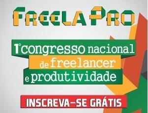 Freela Pro – Congresso Nacional de Freelancer e Produtividade