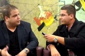 Victor Damásio, Congresso de Afiliados – ME#37