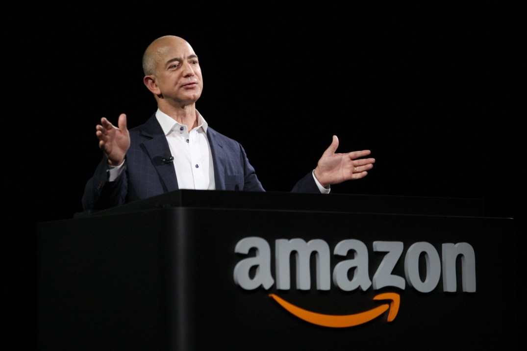amazon - jeff bezos