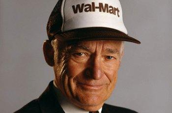Sam Walton |  5 grandes lições do criador do Wal-Mart para o seu negócio