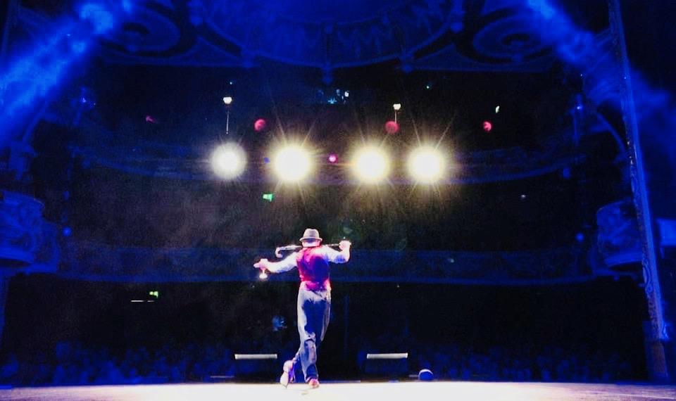 Mat Ricardo @Lyceum Theatre