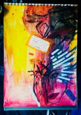 Artwork by Ambassador Jade Bryant