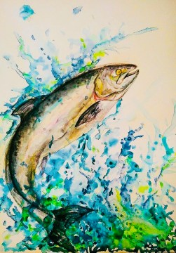 Fish by Jade Bryant