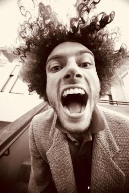 Just Manic Enough: Josh Walters