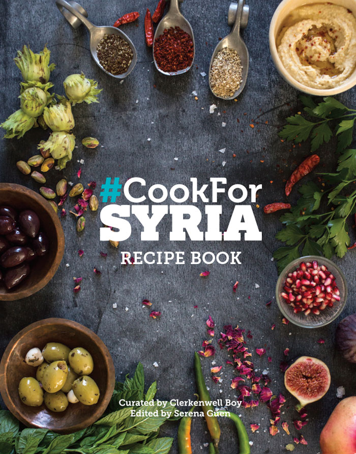 Mental Ideas Loves... Cook For Syria