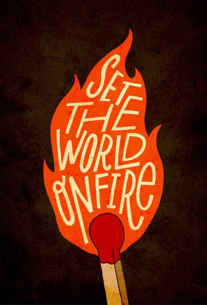 MENTAL IDEAS: Setting The World on Fire!