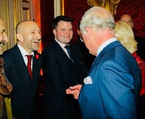 Ambassador Mat Ricardo @ Royal Variety Performance