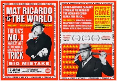 Mat Ricardo Versus The World! 2
