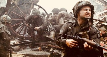 Raff in Saving Private Ryan