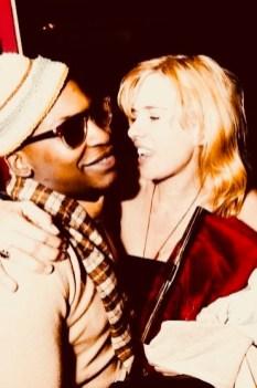 Sadie Kaye & Geoffrey Nganga
