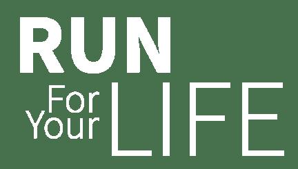Run For Your Life - Transparent