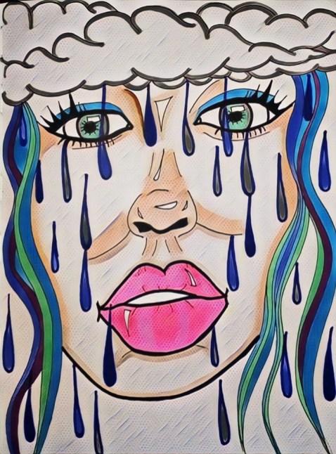 Rain - Charlotte Farhan