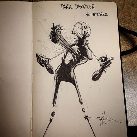 Panic Disorder - Shawn Coss