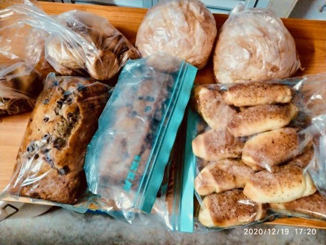 Home Baked HKK Bread