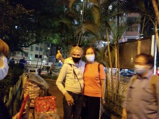 Sadie @ Breadline Kwun Tong Fri Night Bread Run