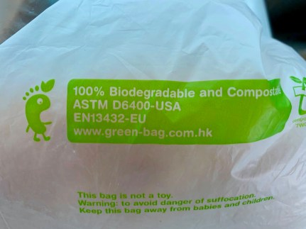 Sustainablle Compact Bags by Live Free
