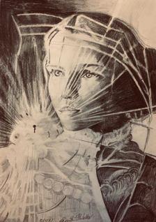 Art by Rebecca Dandridge-Walker