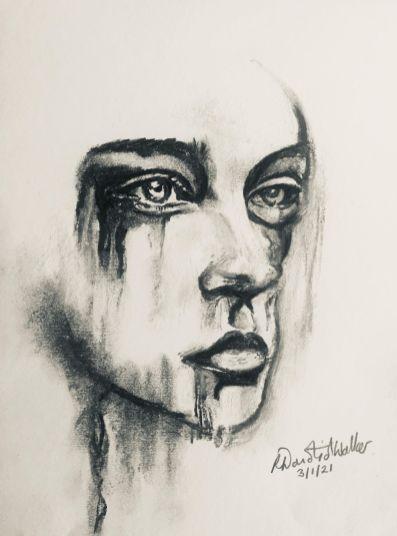 Isolation - by Rebecca Dandridge-Walker