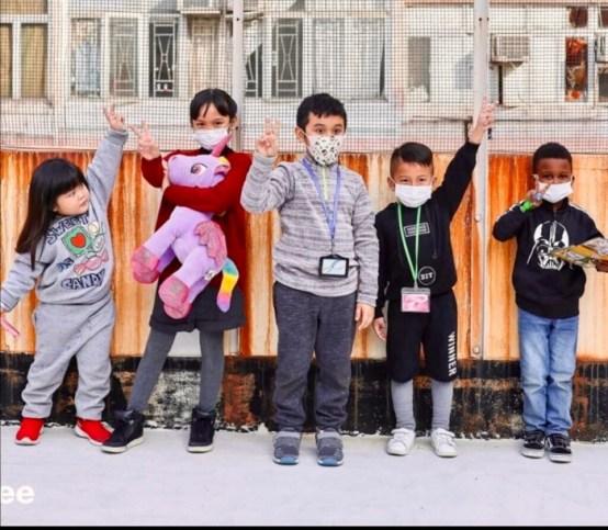 Refugee Kids @ Refugee Union