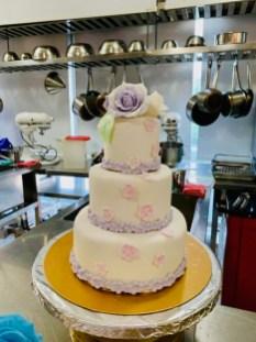 Wedding Cake by Alana Ho