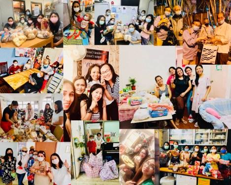 Charity Begins At HOME KONG KITCHEN