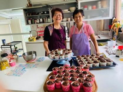 HKK Bakers Vivian and Khim
