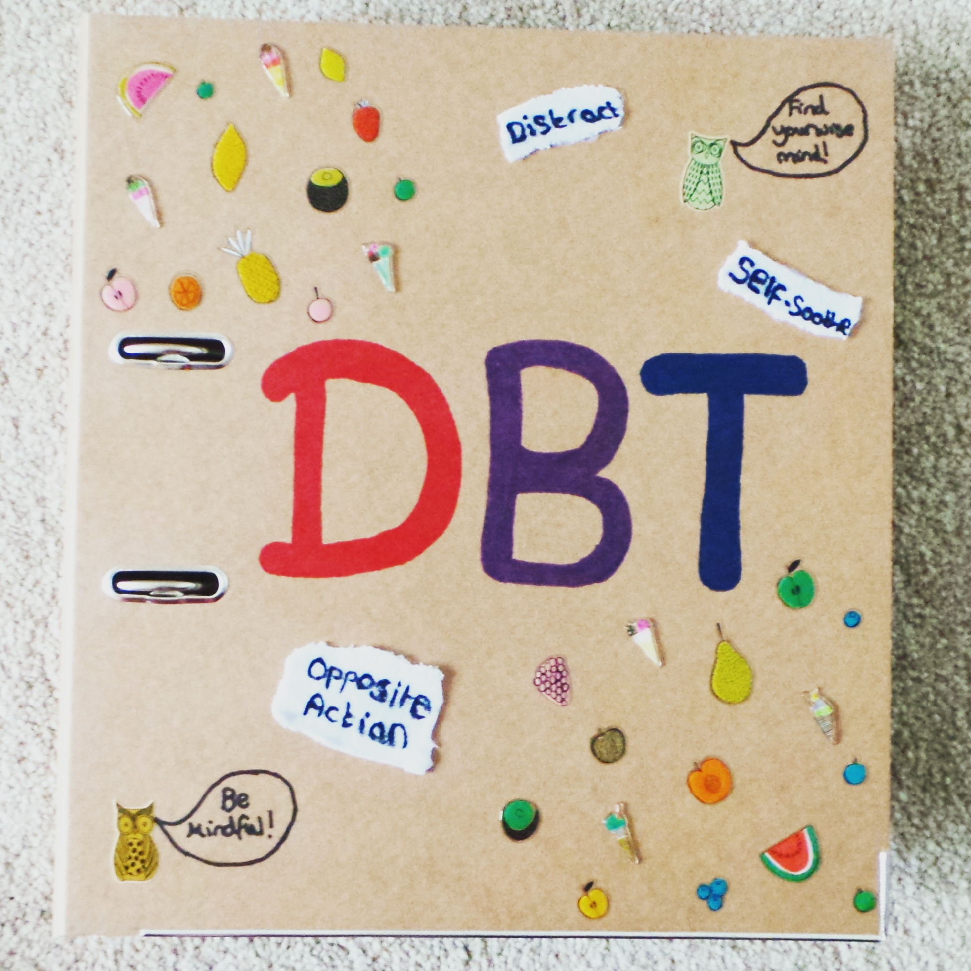 Dbt What Is It And How Has It Helped Me