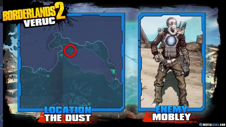 Borderlands2 Legendary Veruc Location Guide