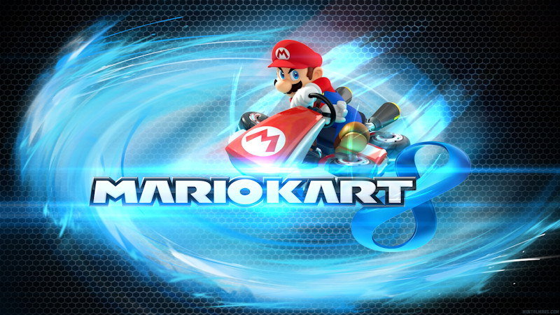 Mario Kart 8 Background: Mario Kart 8 Wallpaper » MentalMars