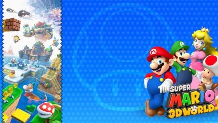 Super Mario 3D World Wallpaper