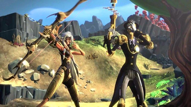 Battleborn Official Reveal Trailer