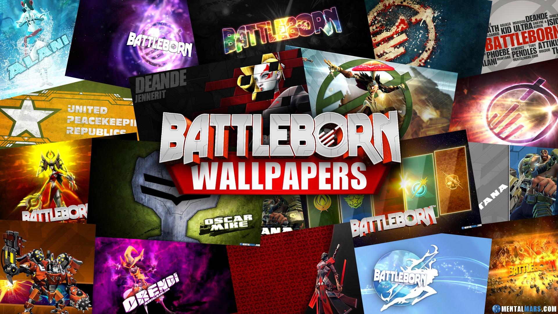 184 Badass Battleborn Wallpapers Free To Download Mentalmars