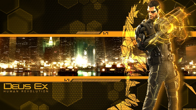 Deus Ex Human Revolution Wallpaper