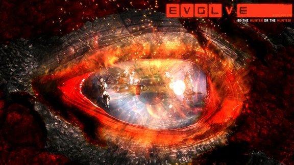 Evolve Wallpaper - Hunter or Hunted