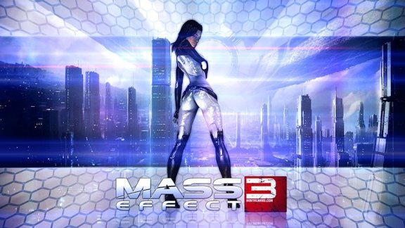 Mass Effect Wallpaper – Miranda