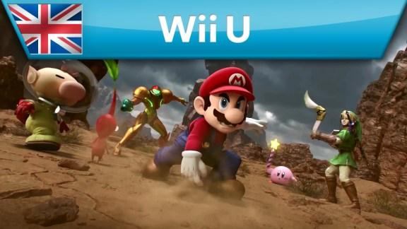 Super Smash Bros Launch Trailer